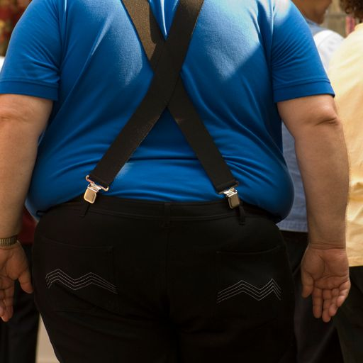 Obesity crisis: The UK's weight problem in seven charts