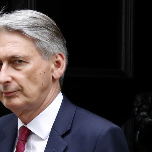 Hammond reveals he will quit if Johnson becomes PM