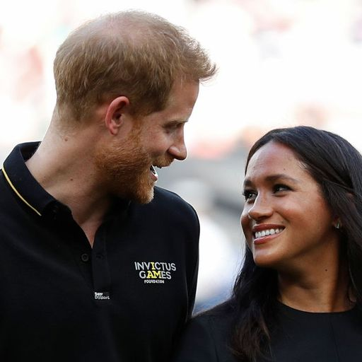 Prince Harry won't have more than two children