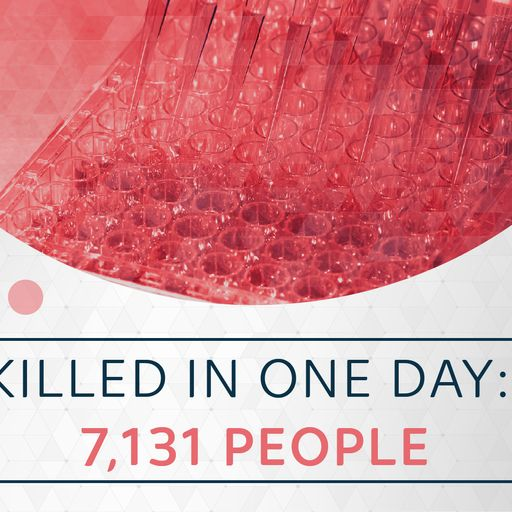 State of vaccination: 7,000 people die needlessly every day