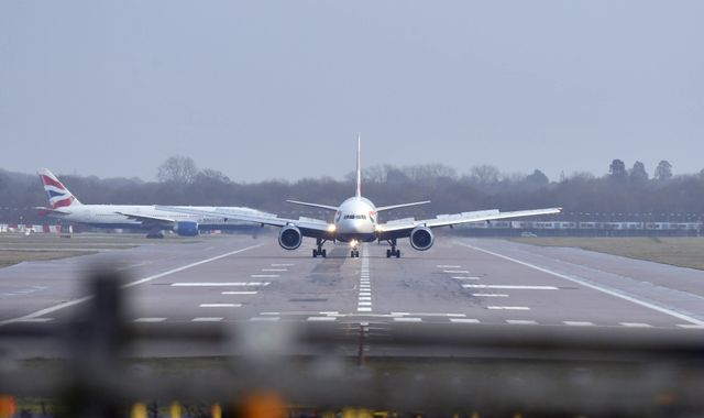 90,000 more flights could depart from Gatwick if airport gets its way