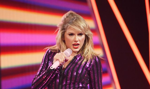 Taylor Swift takes aim at 'liars and dirty cheats' in row with Scooter Braun