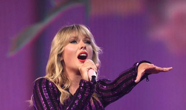 Taylor Swift plans to re-record her old songs to own copyright after Scooter Braun row