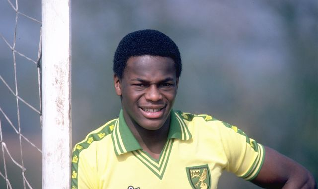 Justin Fashanu: Britain's first out gay footballer to be inducted into Hall of Fame