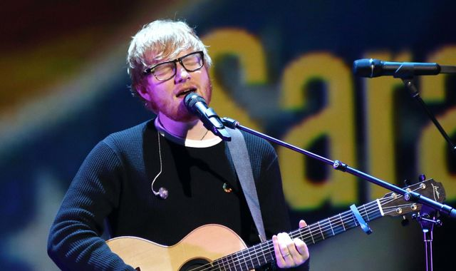 Ed Sheeran opens up about crippling 'social anxiety'