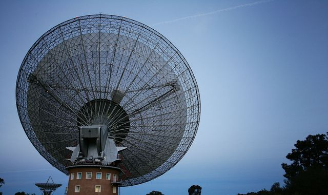 The Dish town celebrates key role in moon landing broadcast