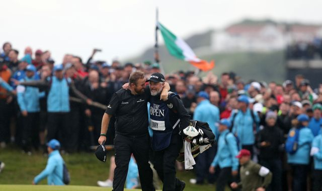 Shane Lowry's heroics at The Open showed sport's power to unify not divide