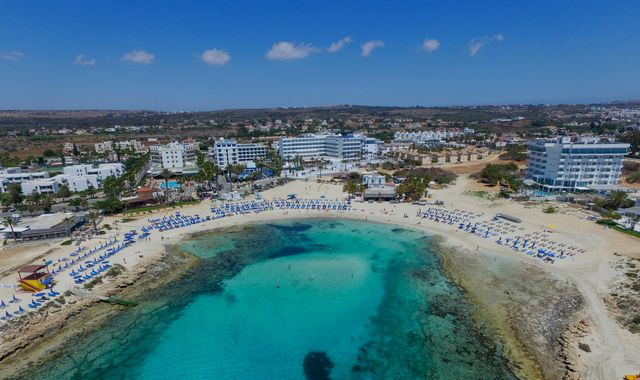 Twelve Israelis held in Cyprus over alleged gang rape of British tourist