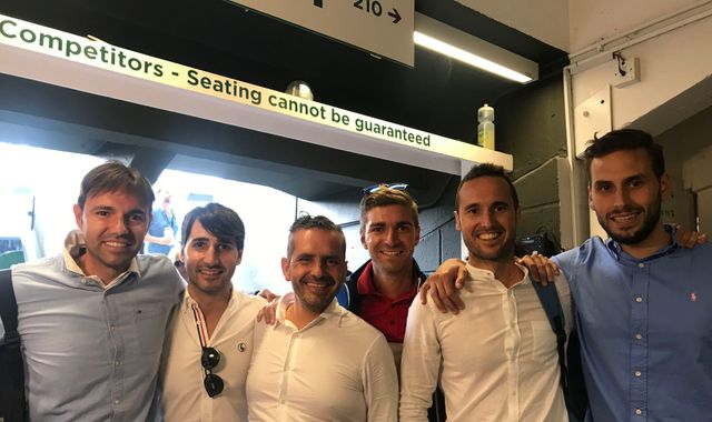 'I'm going to Ibiza!': Roberto Bautista Agut jets off on delayed stag do after reaching Wimbledon semi-final