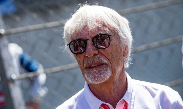 Bernie Ecclestone: Ex-Formula One boss to become a father again at 89
