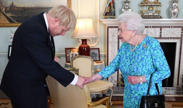 Boris Johnson denies lying to Queen over suspension of parliament