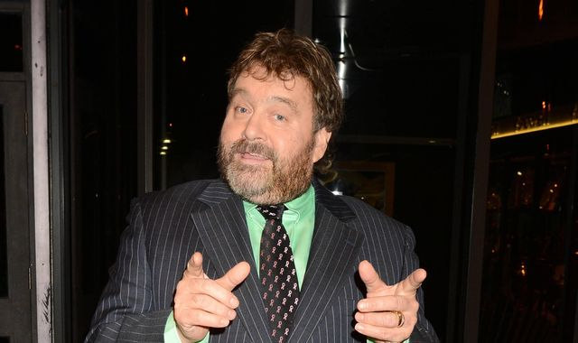 Father Ted star Brendan Grace dies 10 days after cancer diagnosis
