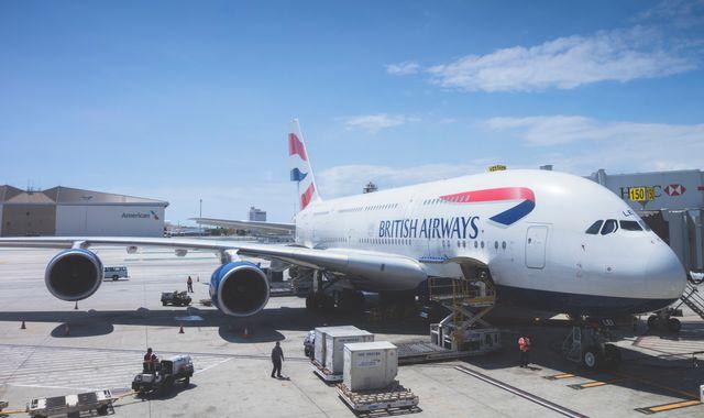 Egypt 'dismayed' after BA cancels Cairo flights for seven days