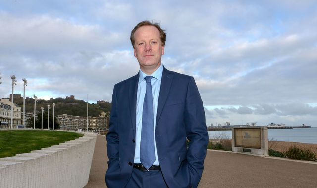 Charlie Elphicke: Tory MP charged with three counts of sexual assault