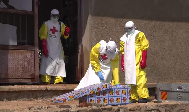 Ebola forcing Congolese to change the way they bury the dead