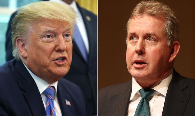 UK ambassador says Trump left Iran nuclear deal to spite Obama
