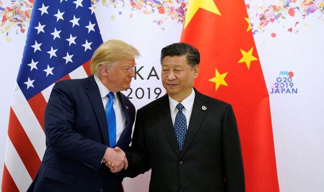 Asian markets buoyed by US-China trade war pact reports