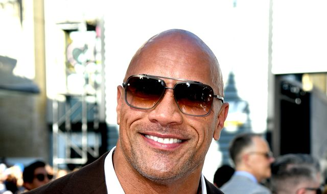 Dwayne Johnson pays tribute to father Rocky calling him his 'hero'