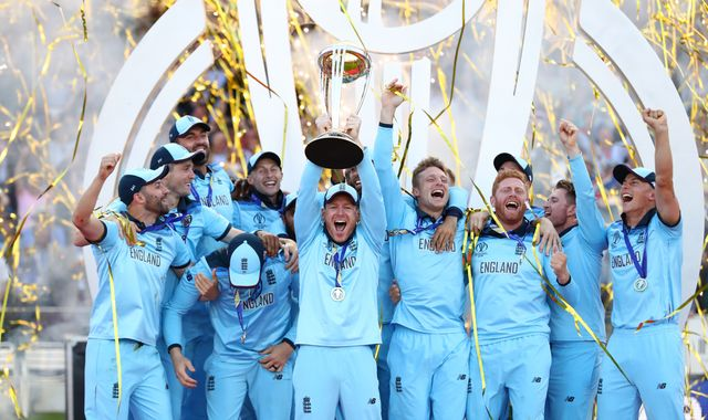 England win cricket World Cup against New Zealand in super over after match ends in tie