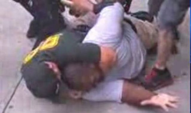 No charges for white police officer involved in Eric Garner's chokehold death