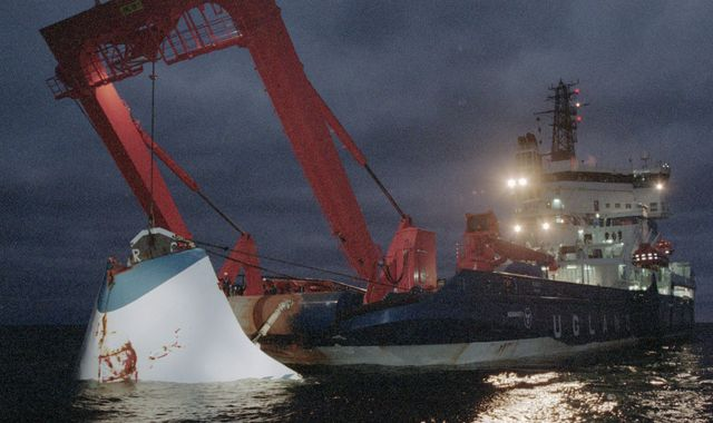 Court rejects compensation claim over ferry disaster that killed 852 people