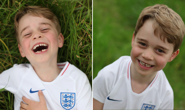 Prince George: New photos released of future king to celebrate sixth birthday