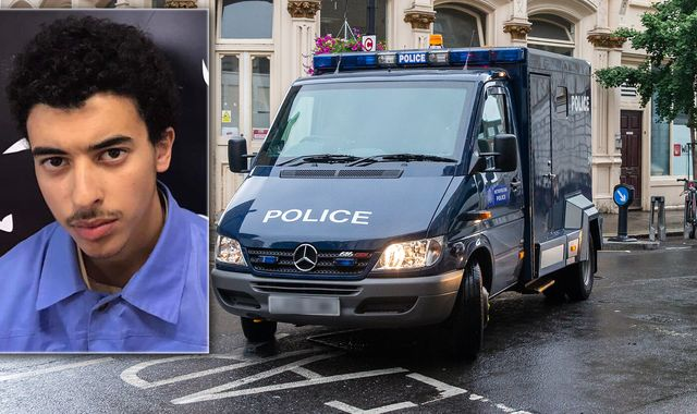 Hashem Abedi: Brother of Manchester bomber denies 22 murder charges in first court appearance