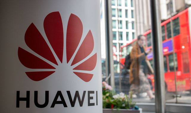 Huawei 'confident' UK will choose to include it within 5G infrastructure
