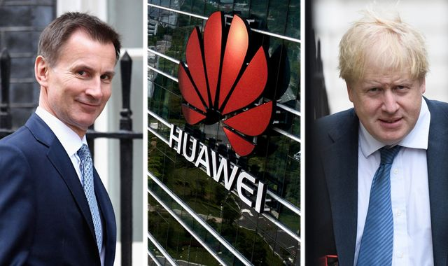 Parliament's intelligence committee says new PM must make Huawei decision quickly
