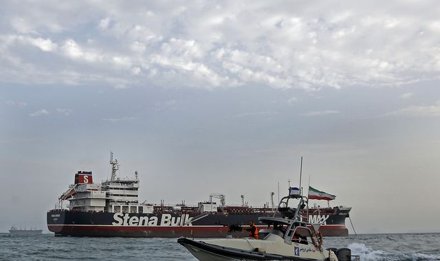 Iran to free seven out of 23 crew members from detained