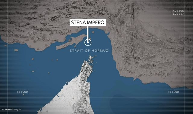 Iran's seizure of UK oil tankers 'unacceptable', says Foreign Secretary Jeremy Hunt