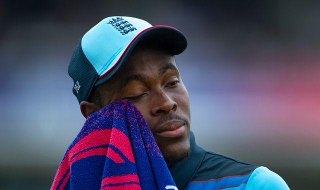 England bowler Jofra Archer 'grieved during cricket World Cup' after cousin was shot dead