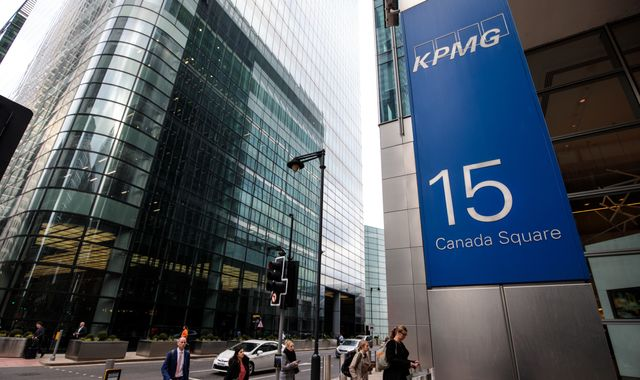 KPMG chiefs vow renewed equality drive after George Floyd death