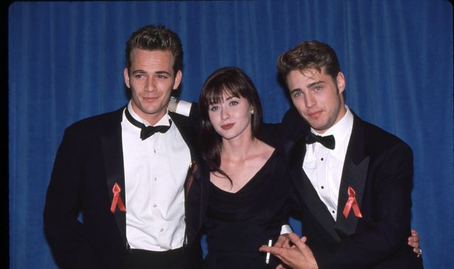 Luke Perry: Beverly Hills 90210 star Shannen Doherty to appear in Riverdale tribute