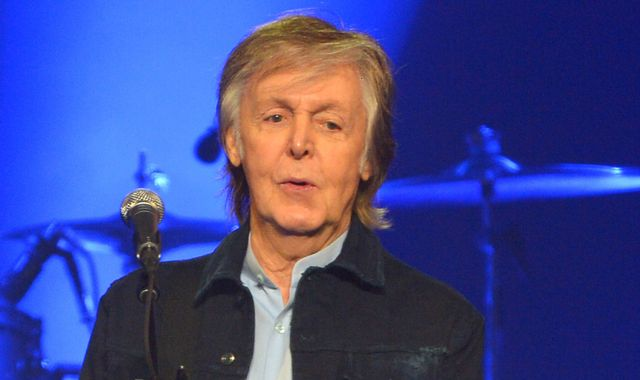 Capping a 'wonderful life': Sir Paul McCartney writes first musical