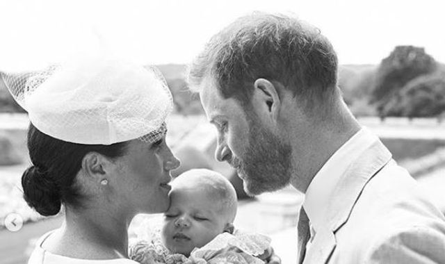 Meghan's birthday tribute to Harry: 'You are the best husband and most amazing dad to our son'
