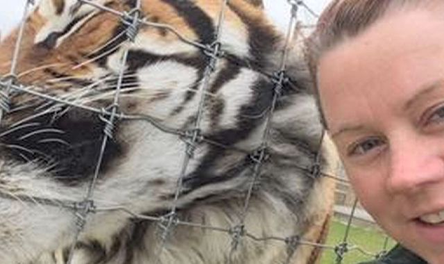 Zookeeper Rosa King died accidentally after being mauled by tiger, inquest concludes