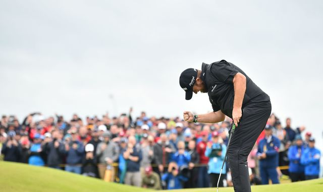 The Open: Ireland's Shane Lowry wins first major golfing title