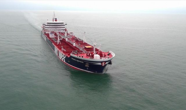 New maritime protection mission after Iran seizure of UK-flagged tanker