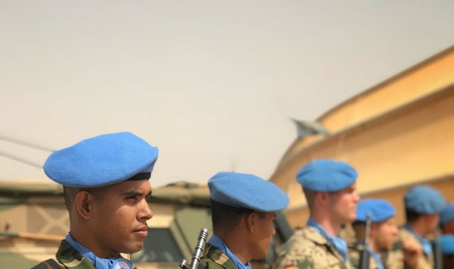 UK to send 250 troops to Mali for dangerous peacekeeping mission