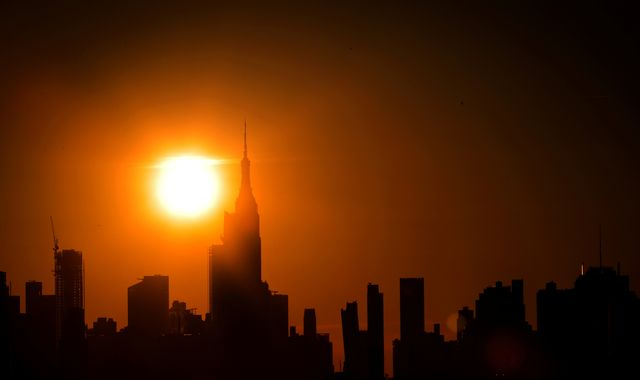 US weather: Temperature records set to fall as 'dangerous' heatwave predicted