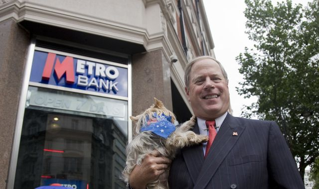 Hill era nears its end as Metro Bank kicks off hunt for new chair