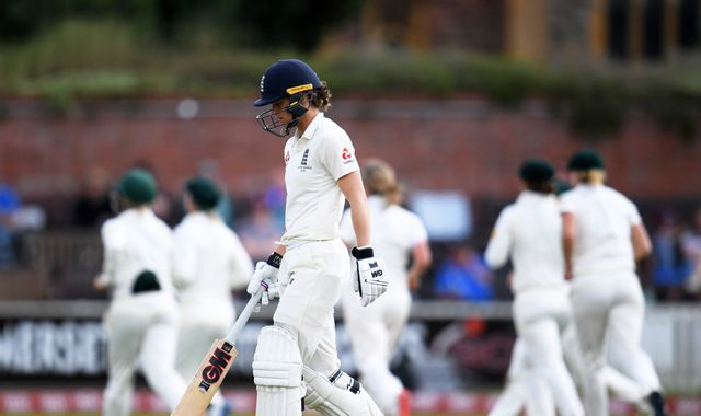 Charlotte Edwards believes England's decision to play for draw in  Women's Ashes Test was wrong