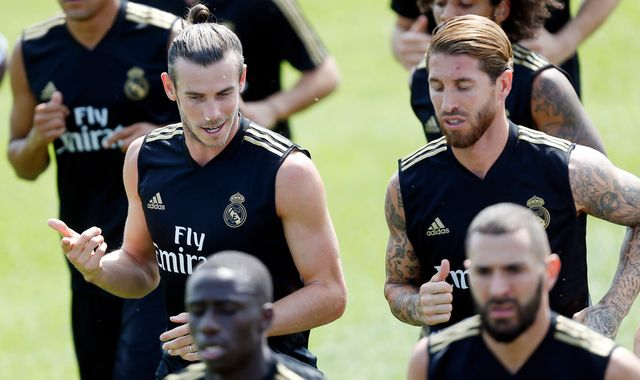 Gareth Bale needs 'huge' offer to leave Real Madrid