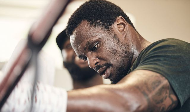 Whyte vs Rivas: The calm voice that steers Dillian Whyte's rage is his brother Dean