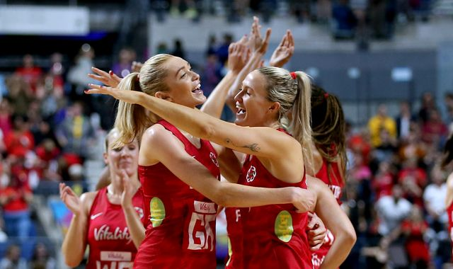 Vitality Netball World Cup: England prepare for semi-final against New Zealand