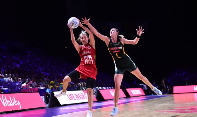 2019 Vitality Netball World Cup: England beat South Africa 58-42 to claim third place