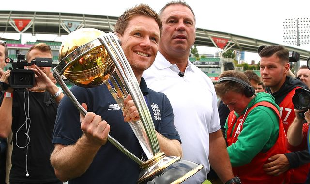 Eoin Morgan undecided on England future after World Cup victory