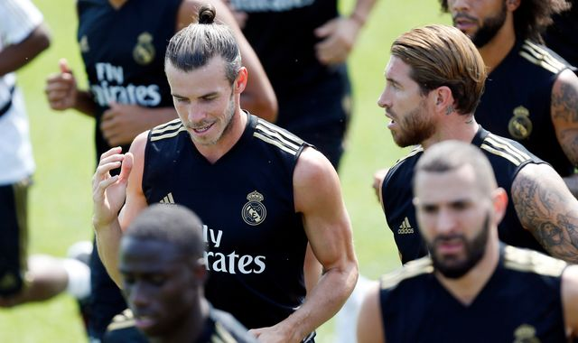 Gareth Bale will not leave Real Madrid on a 'makeshift' loan deal, says agent Jonathan Barnett