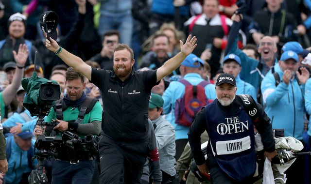 The Open: Shane Lowry is fitting champion on return to Royal Portrush, says Jamie Weir